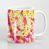 dna Mugs featuring DNA by Eleacuareling