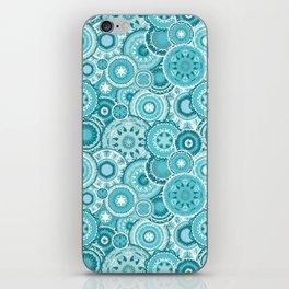 Moroccan vector pattern iPhone Skin