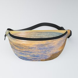 Golden sunset Fanny Pack