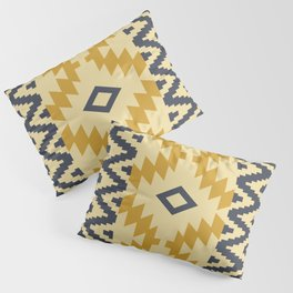 Ion in Gold Pillow Sham