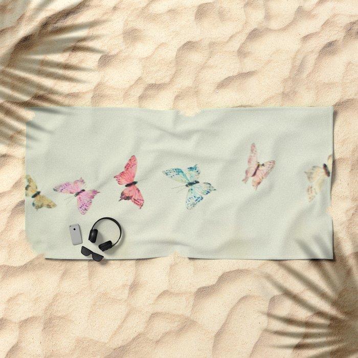 Imagination Beach Towel