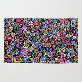 Spots (Version 7) by Bruce Gray Rug