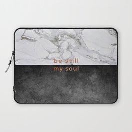 Be Still My Soul, Bedroom Art Laptop Sleeve