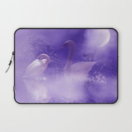 behind the fogs of Avalon -1- Laptop Sleeve
