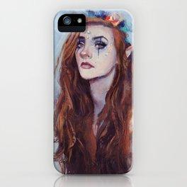 Summertime Fairy iPhone Case