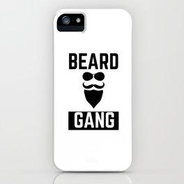 Beard Gear Beards Gear Beard Club iPhone Case