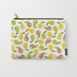 Bitten pears Carry-All Pouch
