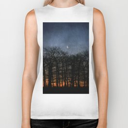 The Sliver Moon Biker Tank