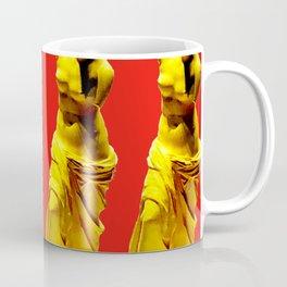 red gold venus Coffee Mug