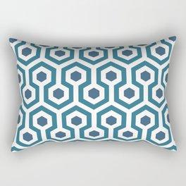 Retro Carpet Rectangular Pillow