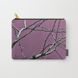 Reaching Violet Carry-All Pouch