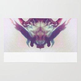 Foxy Salutations Rug