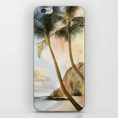 Palm Paradise iPhone & iPod Skin