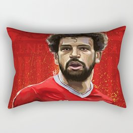 Player Goal v1 Rectangular Pillow