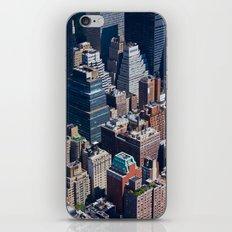 New York City - Manhattan #1 iPhone & iPod Skin