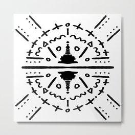 Naive - Dododot Metal Print