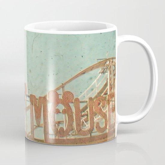 Crazy Mouse Mug