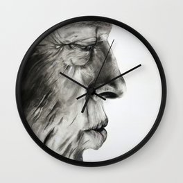 Sip Wall Clock
