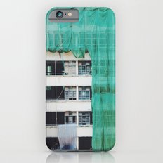Bamboo Scaffolding Hong Kong Slim Case iPhone 6