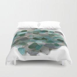 An Ocean of Mermaid Tears Duvet Cover