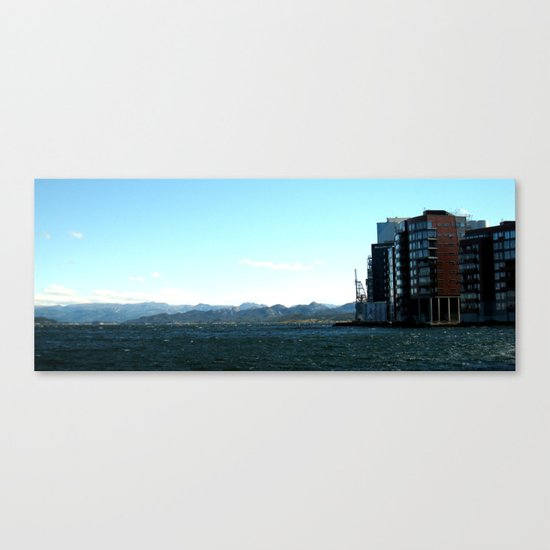 stavanger norway. Canvas Print