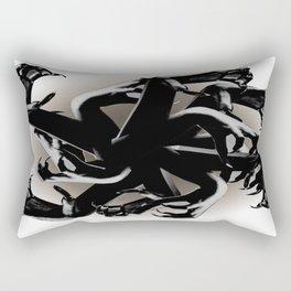 Claws Attack  Rectangular Pillow