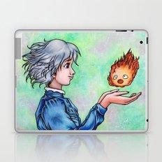 Heart in My Hands Laptop & iPad Skin