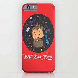 Best Dad Ever iPhone Case