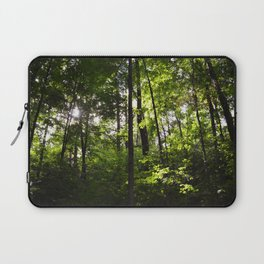 Forest // Breathe In Laptop Sleeve