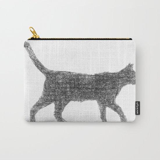 Dust kitten Carry-All Pouch