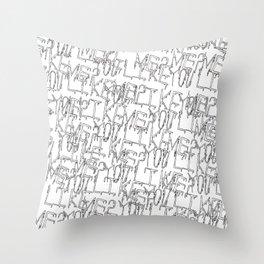 You like me? Throw Pillow