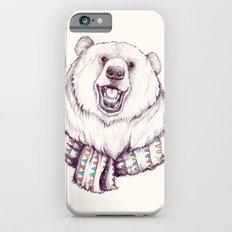 Bear & Scarf iPhone 6s Slim Case