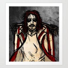 Shaun Morgan Art Print