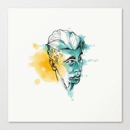Viktor Canvas Print