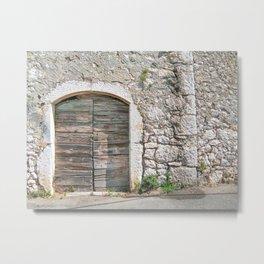 the doors #6 Metal Print