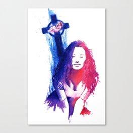 Tori Amos Canvas Print