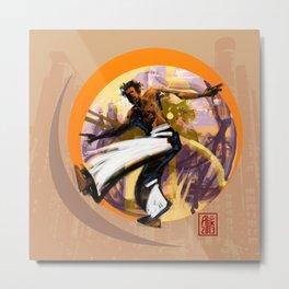 Capoeira 546 Metal Print
