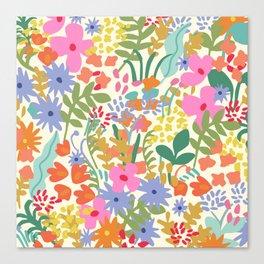 Pattern 15 Canvas Print