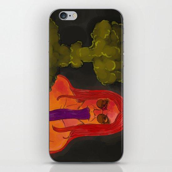 """13"" by Virginia McCarthy iPhone & iPod Skin"