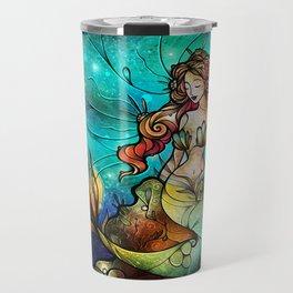 The Serene Siren Travel Mug