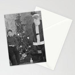 Vintage X-mas Stationery Cards