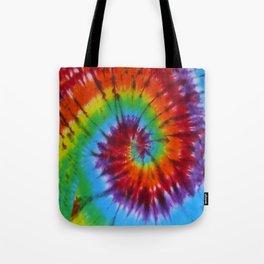Tie Dye 004 Tote Bag