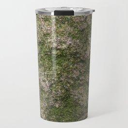 Stone and moss Travel Mug