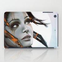 human iPad Cases featuring Human by Ignacio de la Calle