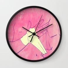 Boxing Club 1 Wall Clock