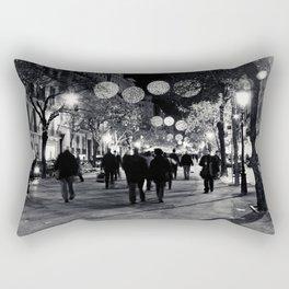 christmas night II Rectangular Pillow