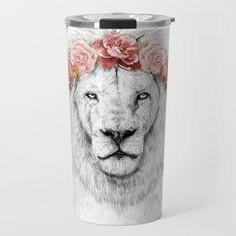 Festival lion Travel Mug