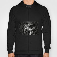 SPIDEY BLACK AND WHITE Hoody