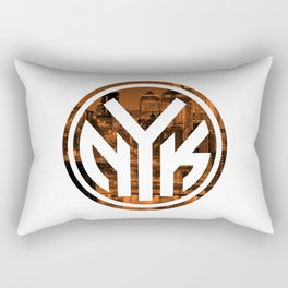 Hometown Pride | New York Knicks Rectangular Pillow
