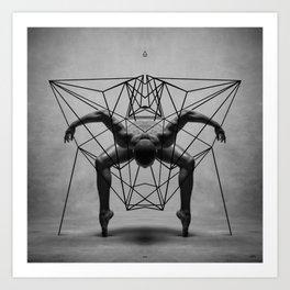 FORM VS ART MOVIMENT Art Print